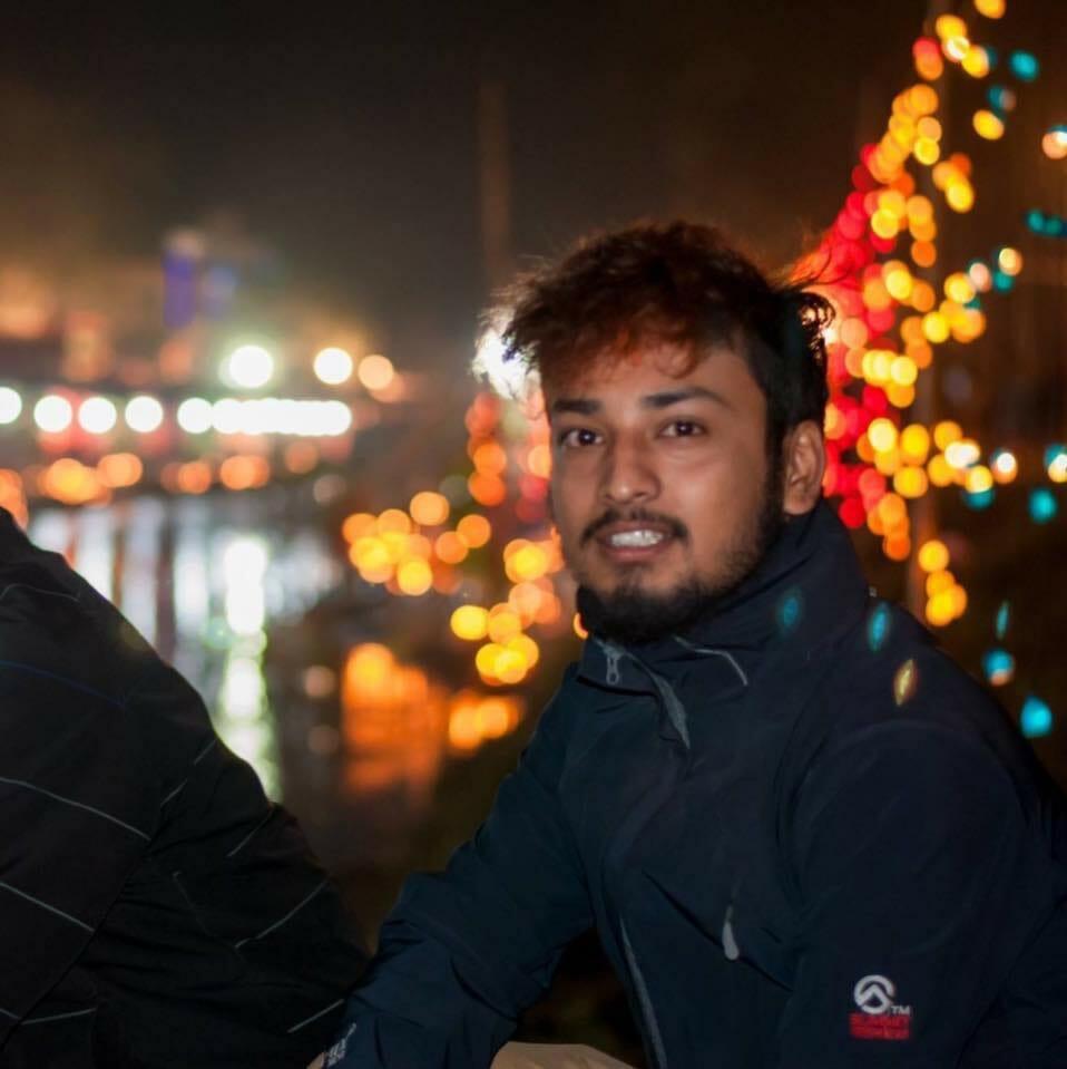 Deekshak Bhattarai